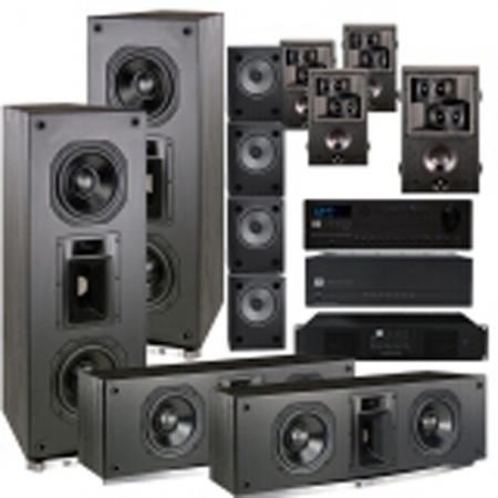 JBL Synthesis Three Array 7.4 多声道影院